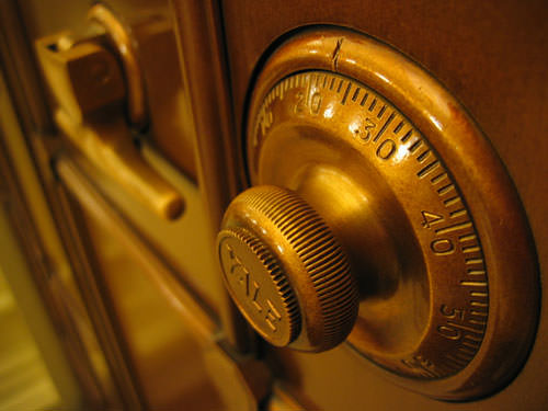 Who gets liquidation assets in a safe?